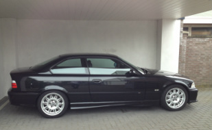 BMW M3 SMG Coupé, youngtimer lease