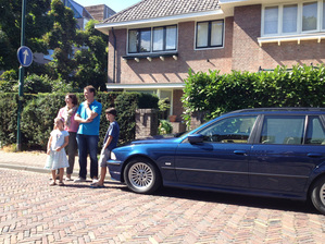 BMW 528iA Touring, youngtimer lease, bijtelling